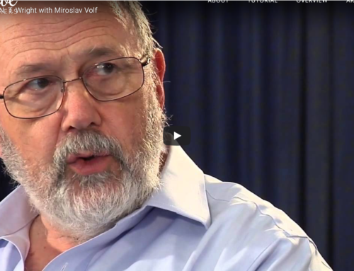 Video: Theology of Joy by N.T. Wright